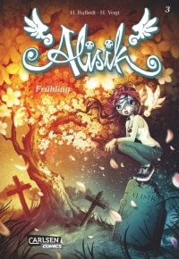 Alisik, Band 3: Frühling - Cover