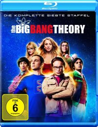 Big Bang Theory - Staffel 7, Cover