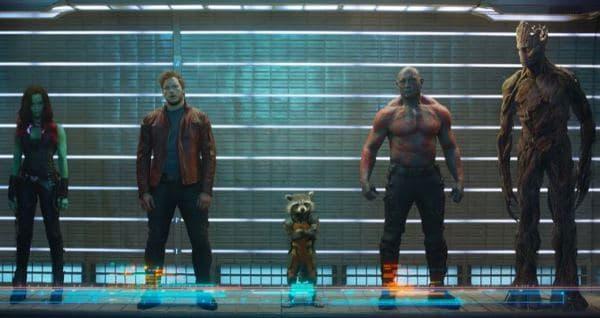 """Guardians of the Galaxy - Die """"Guten"""""""