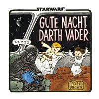 Star Wars: Gute Nacht Darth Vader - Cover