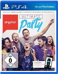 Singstar Ultimate Party - Cover