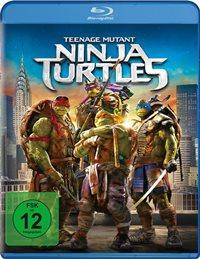 Teenage Mutant Ninja Turtles - Cover