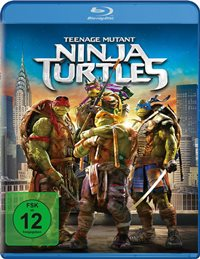 Teenage Mutant Ninja Turtles - Cover