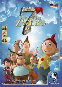 Der Siebte Zwerg - Cover
