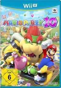 Mario Party 10 - Cover