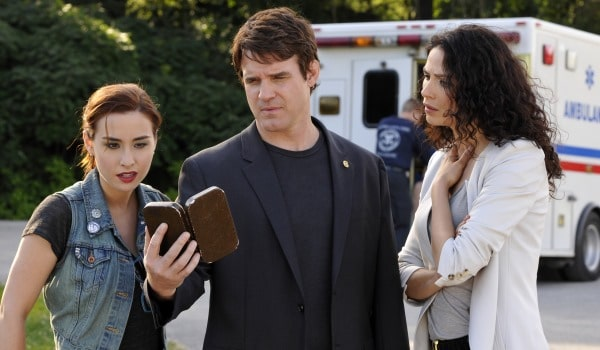 Warehouse 13 - Staffel 5 - Szenenbild