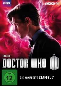 Doctor Who - Staffel 7 - Cover