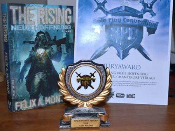Jury Award - The Rising