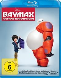 Baymax - Cover