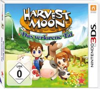 Harvest Moon - Das verlorene Tal - Cover