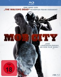 Mob City - Cover