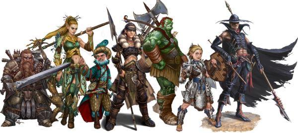 Pathfinder Spielerratgeber - Charaktermöglichkeiten