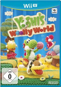 Yoshi's Woolly World - Cover
