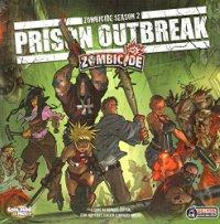 Zombicide - Prison Outbreak - Cover