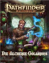Handbuch: Die Alchemie Golarions - Cover