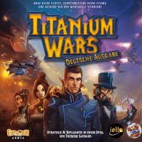 Titanium Wars - Cover
