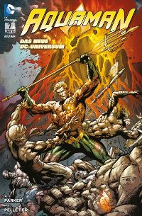 Comic Cover - Aquaman #7: Der Mahlstrom, Rechte bei Panini Comics