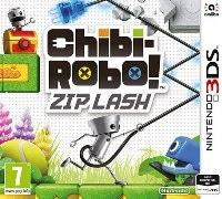 3DS Cover - Chibi-Robo! Zip Lash, Rechte bei Nintendo