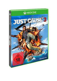 Xbox One - Just Cause 3, Rechte bei Square Enix