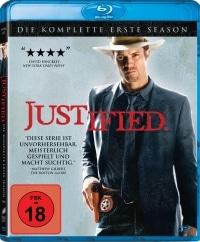 Justified - Season 1 - Cover