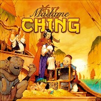 Madame Ching - Cover