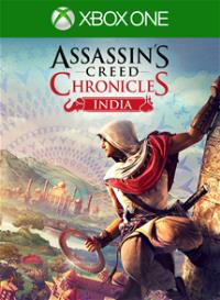 Xbox One Cover - Assassin's Creed Chronicles: India, Rechte bei Ubisoft