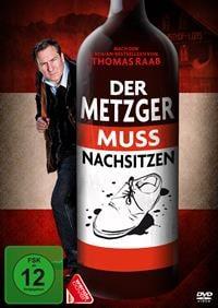 DVD Cover - Der Metzger muss nachsitzen, Rechte bei polyband