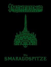 Rollenspiel Cover - Die Smaragdspitze, Rechte bei Ulisses Spiele