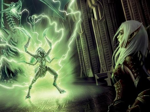 Ebene 16 - Die Smaragdspitze, Rechte bei Ulisses Spiele