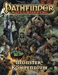 Cover - Monster-Kompendium, Rechte bei Ulisses Spiele
