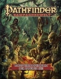 Buchcover - Monsterkompendium der Inneren See, Rechte bei Ulisses Spiele