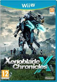 WiiU Cover - Xenoblade Chronicles X, Rechte bei Nintendo