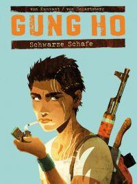 Comic Cover - Gung Ho #1: Schwarze Schafe, Rechte bei cross cult