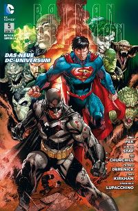Comic Cover - Batman/Superman #5: Supermans Joker, Rechte bei Panini Comics