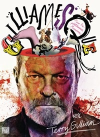 Cover - Gilliamesque von Terry Gilliam, Rechte bei Heyne