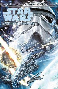 Comic Cover - Star Wars: Imperium in Trümmern, Rechte bei Panini Comics