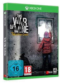 Xbox One Cover - This War of Mine: The Little Ones , Rechte bei Deep Silver