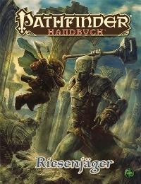 Pathfinder Cover - Handbuch: Riesenjäger, Rechte bei Ulisses Spiele