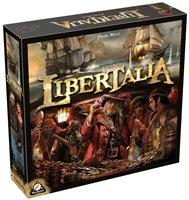 Brettspielschachtel - Libertalia, Rechte bei Asmodee