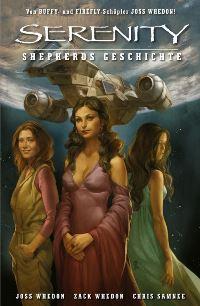 Comic Cover - Serenity #3: Shepherds Geschichte, Rechte bei Panini Comics