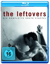 Blu-ray Cover - The Leftovers - Die komplette 1. Staffel, Rechte bei Warner Bros.