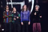 Bilderbuch, Rechte bei Amadeus Austrian Music Awards