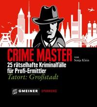 Crime Master - Cover
