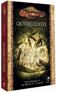 Cover - Cthulhu Grundregelwerk - Edition 7, Rechte bei Pegasus Spiele