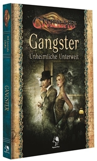 Cover - Cthulhu: Gangster - Unheimliche Unterwelt (Komplettausgabe), Rechte bei Pegasus Spiele