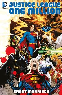 Justice League One Million #2, Rechte bei Panini Comics