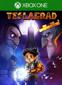 Xbox One Cover - Teslagrad, Rechte bei Rain Games