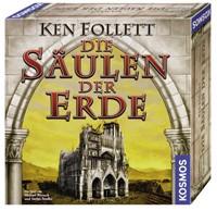 Brettspielschachtel - Die Säulen der Erde, Rechte beim Kosmos Verlag