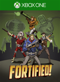 Xbox One Cover - Fortified, Rechte bei Clapfoot Inc.