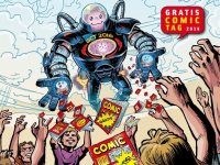 Gratis Comic Tag 2016